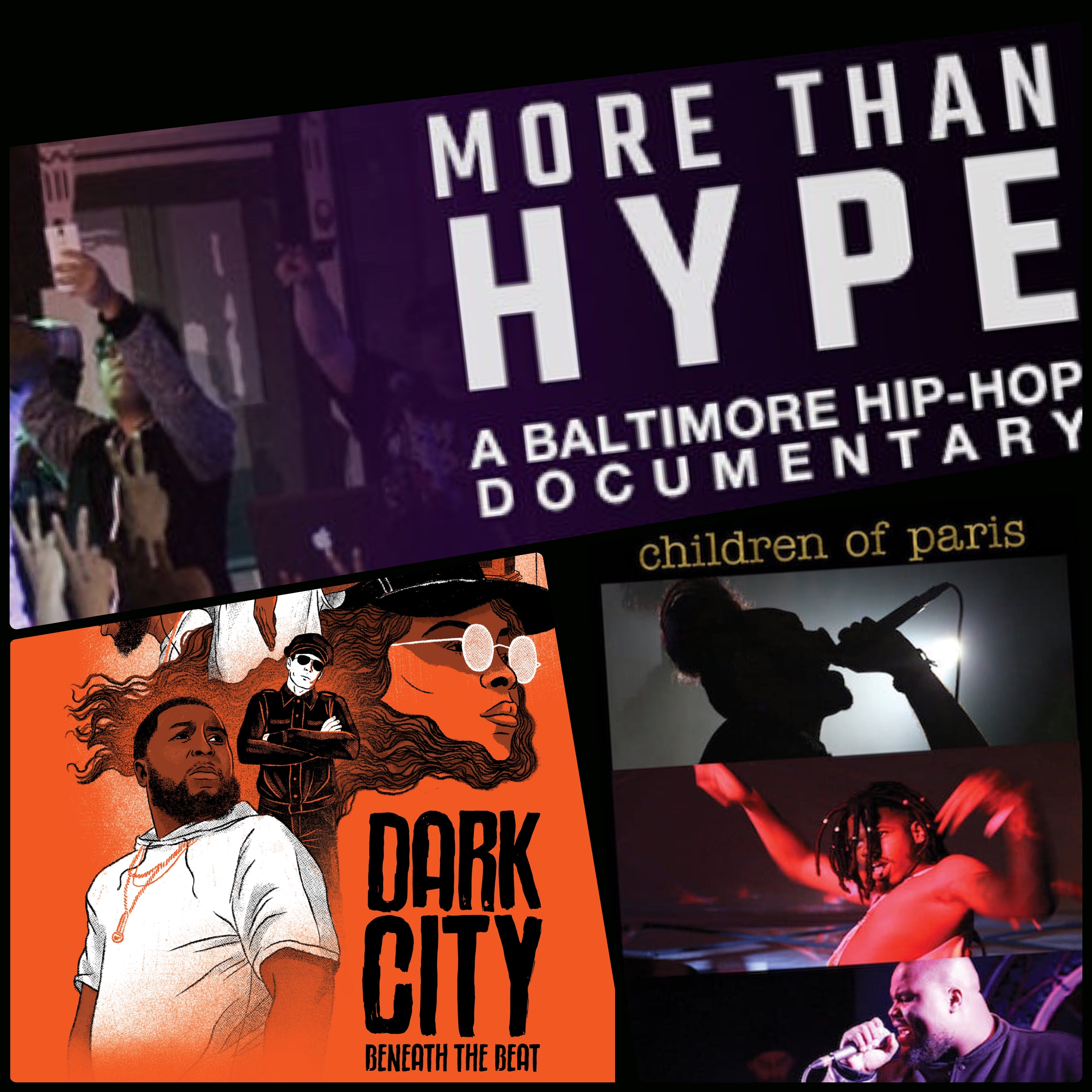 Triple Feature:Baltimore Club Music on the Big Screen